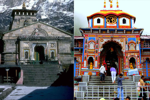 badrinath kedarnath yatra package from haridwar