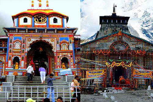 badrinath kedarnath yatra package from delhi